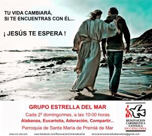Cartel Grupo Estrella del Mar 2 domingo web