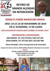 Cartel retiro Lleida