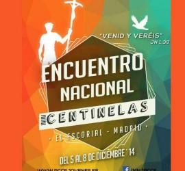 Encuentro Nacional de Centinelas 2014