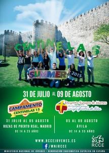 Campamento Centinelas Jóvenes&Adolescentes