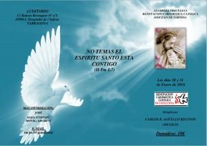 Cartel Diocesano Tortosa 2016