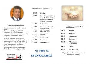 Programa Diocesano Tortosa 2016
