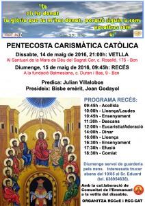 Pentecosta 2016