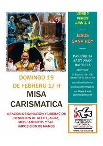 Misa mensual Montgat 190217