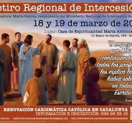 Retiro Intercesion Catalunya 2017